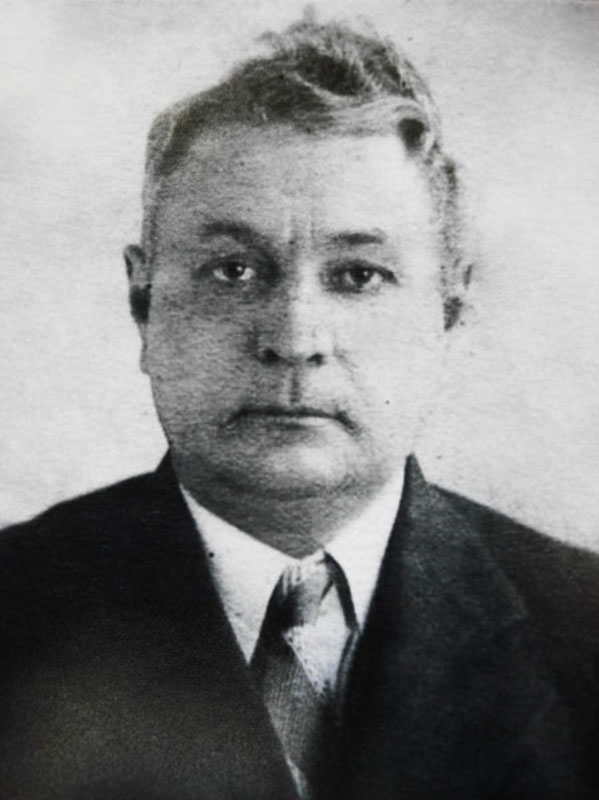 Капитан парохода «Генерал Ватутин» Куницкий С.В.