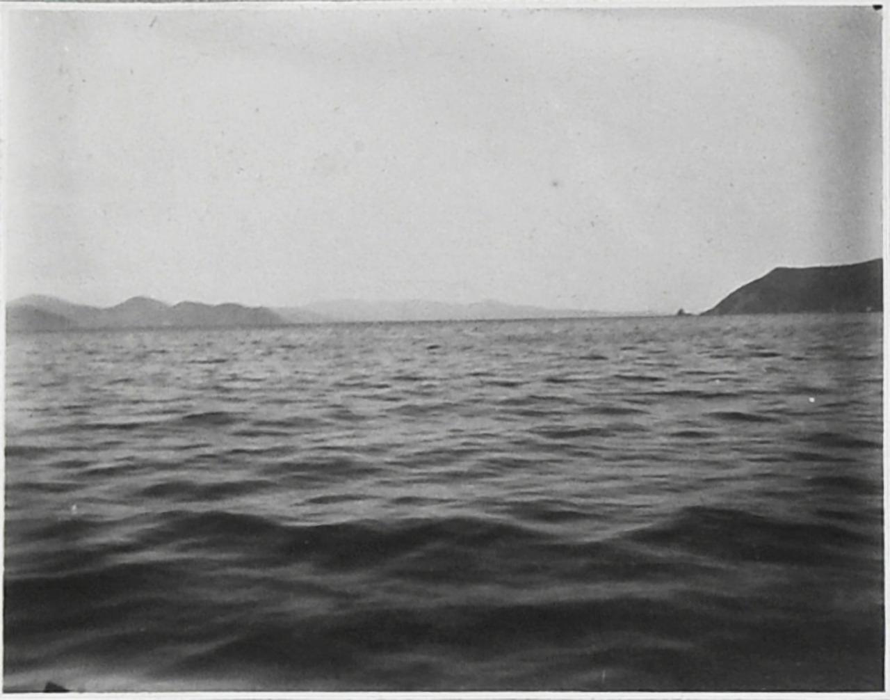 Побережье Охотского моря. 1932 год.