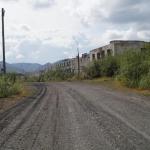 Поселок Дукат. 2015 год.
