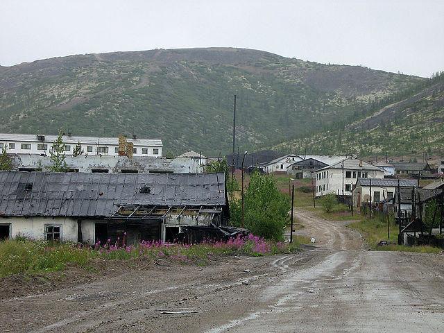 Поселок омсукчан магаданской области фото