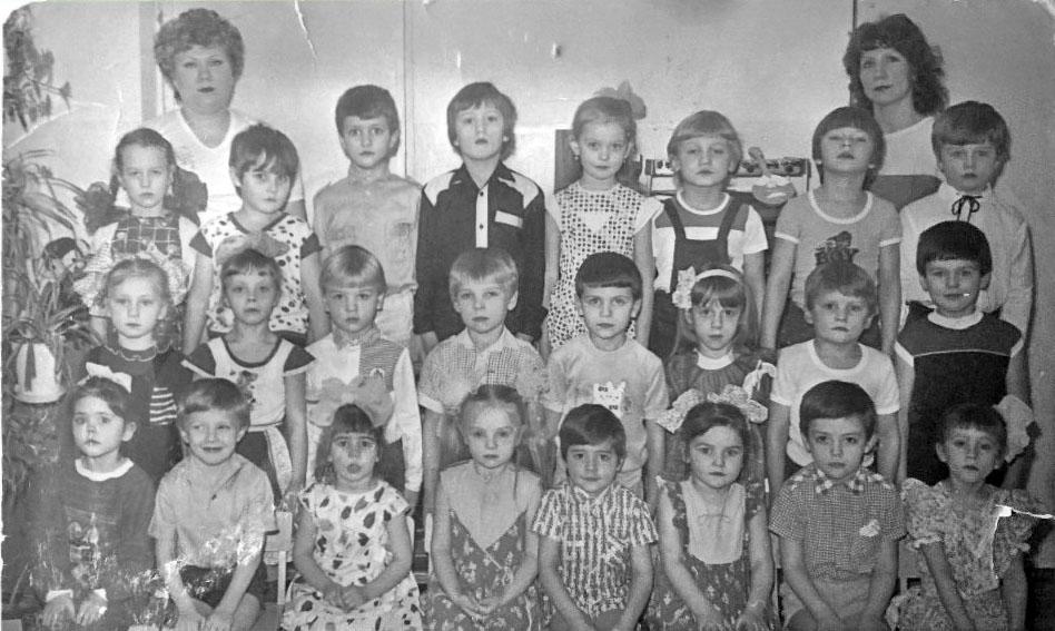В детском саду посёлка Верхний Балыгычан.