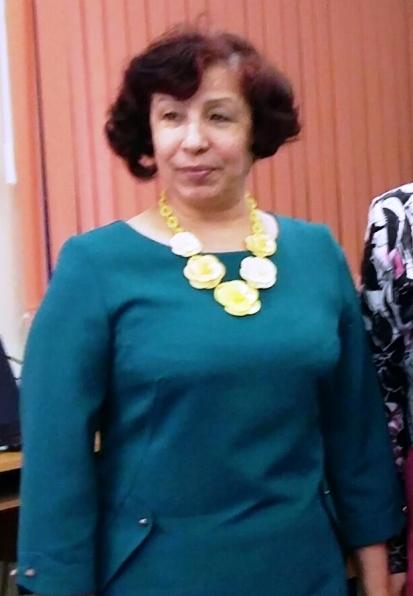 Лидия Сидукова.