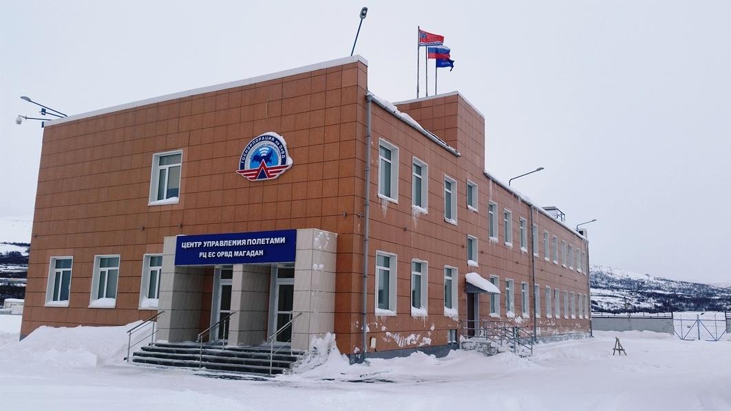 Аэронавигация Северо-Востока, здание ЦУП.