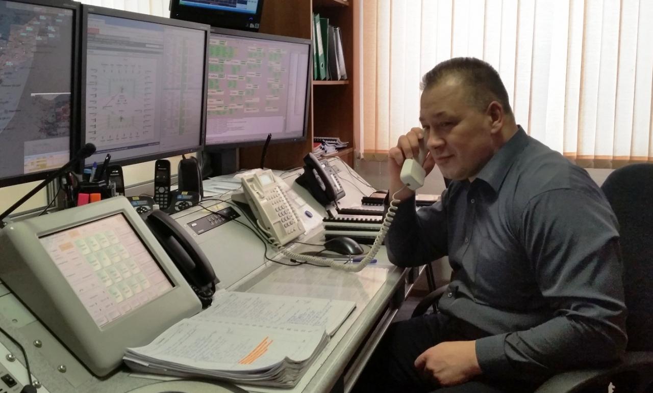 Сегодня - смена Андрея Корнейчука.