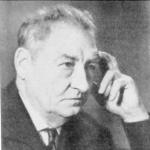 Валентин Александрович Цареградский. Фото 1968 года