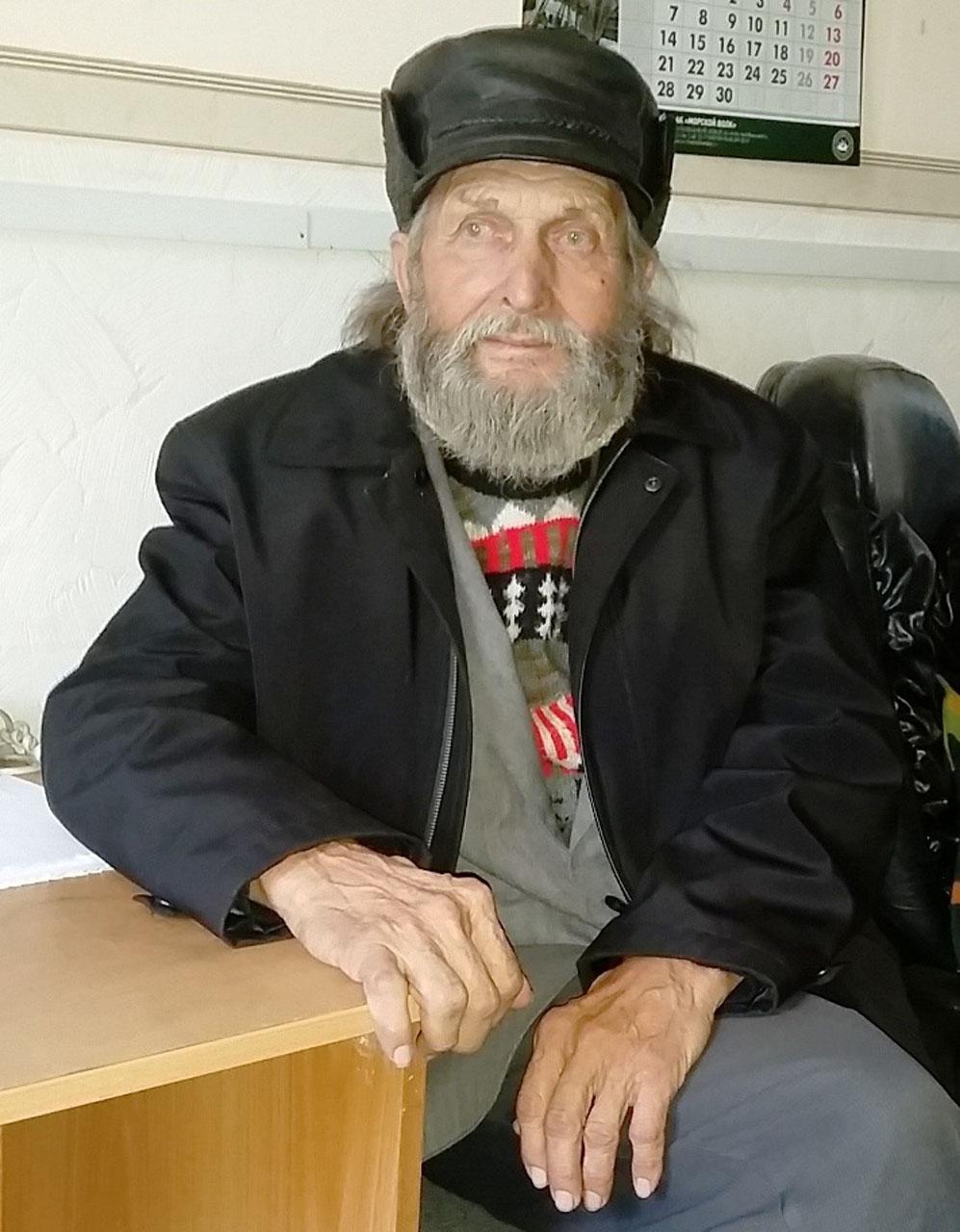 Юрий Тремазов.