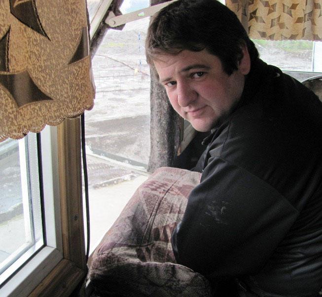 Дмитрий Карнаух.
