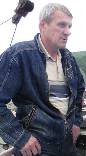 Сергей Чижик.