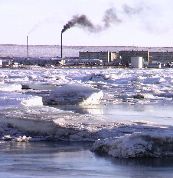 Дизельэлектростанция, посёлок Эвенск.