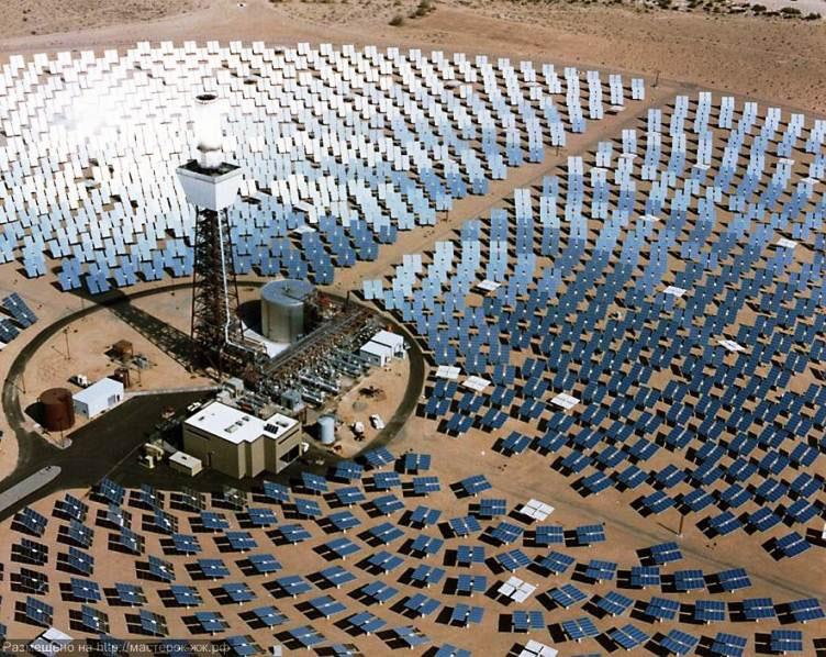 Солнечная электростанция, Верхоянский улус, Якутия.