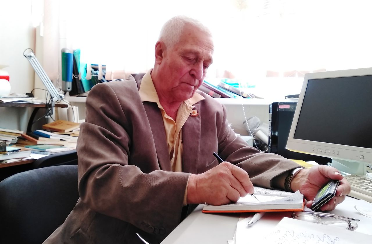 Владимир Глотов.