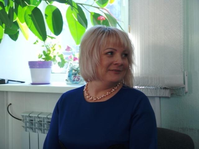 Екатерина Стряпунина, выпускница ПУ-2005.