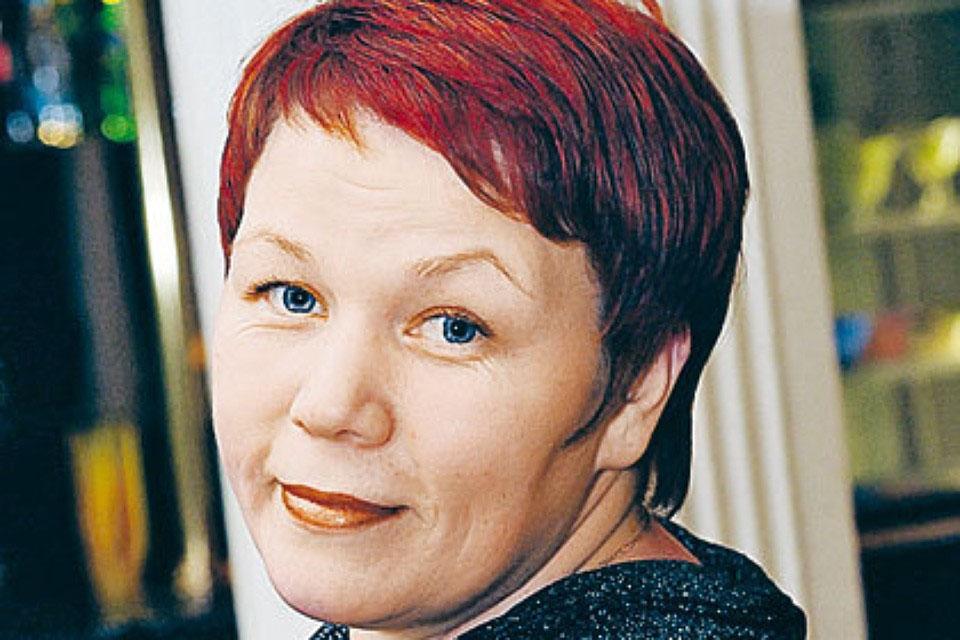 Проректор Магаданского областного института повышения квалификации педагогических кадров Виктория Каранова.