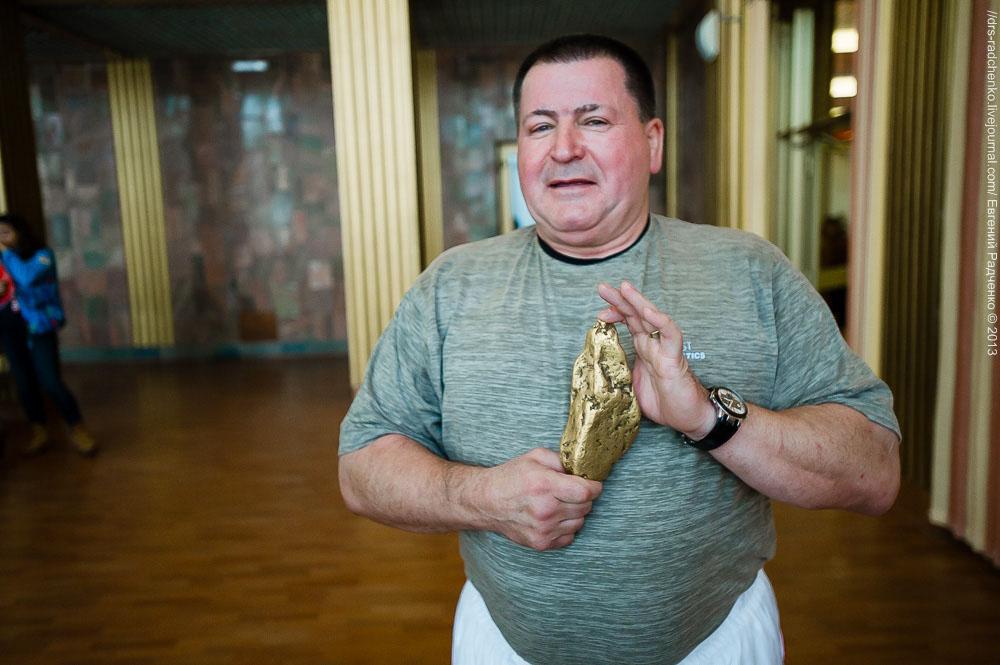 Директор ООО «Полевая» Н.А. Дереженец. Фото Евгения Радченко