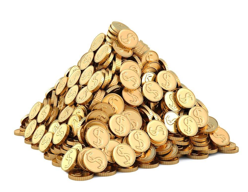 Финансовая пирамида.