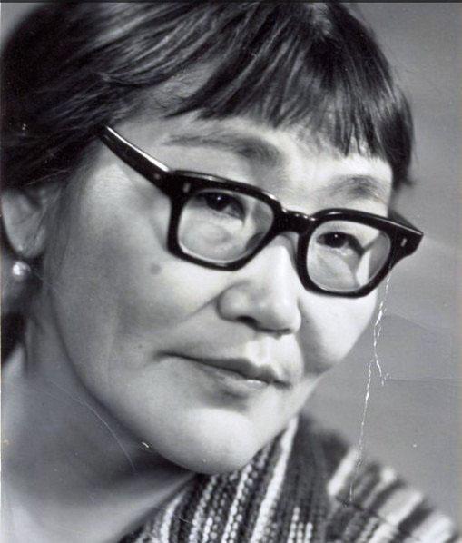 Антонина Кымытваль.