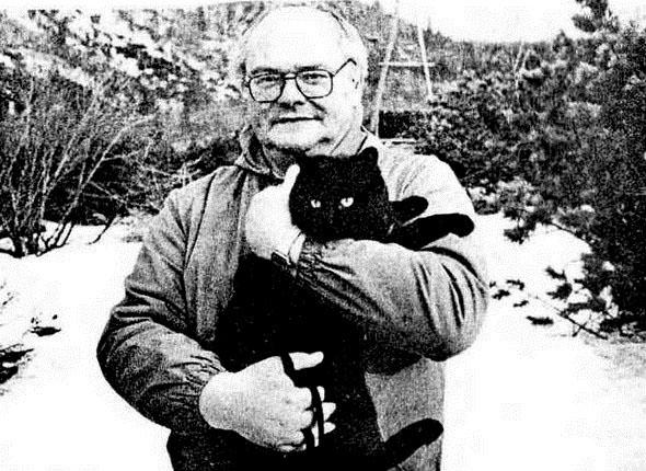 Владимир Данилушкин.