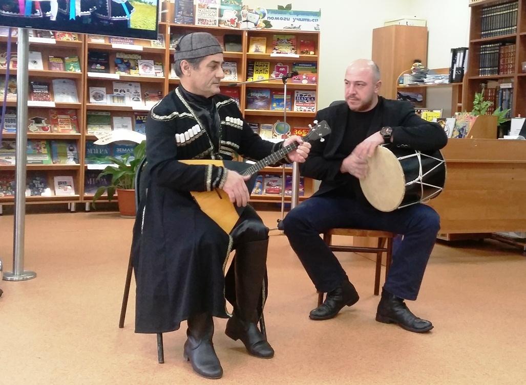 Отари Туркошвили и Родион Гаурашвили.