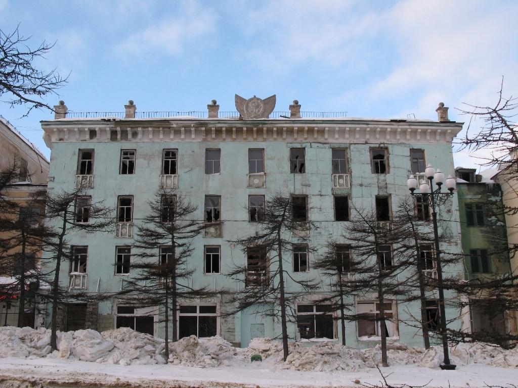 Проспект Ленина 16.
