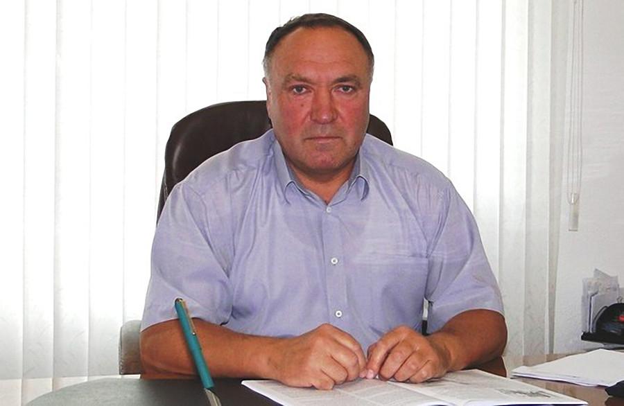 Александр Пронин.
