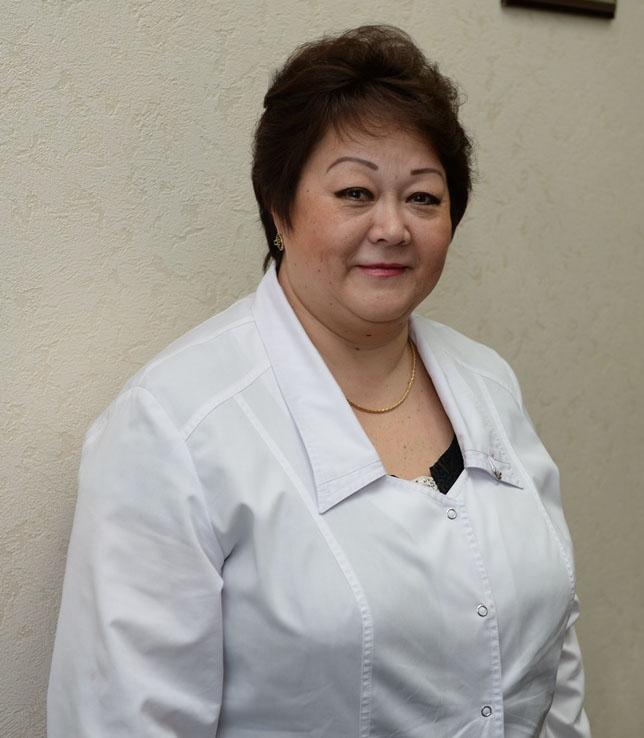 Главный врач Ирина Полярная.