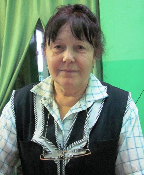 Светлана Коваленко.