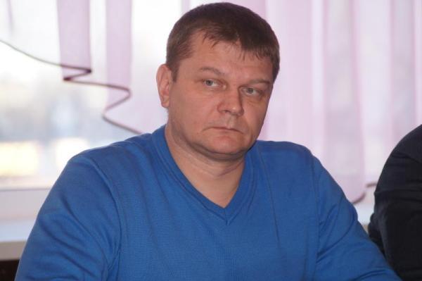 Депутат Магаданской городской Думы Сергей Смирнов.