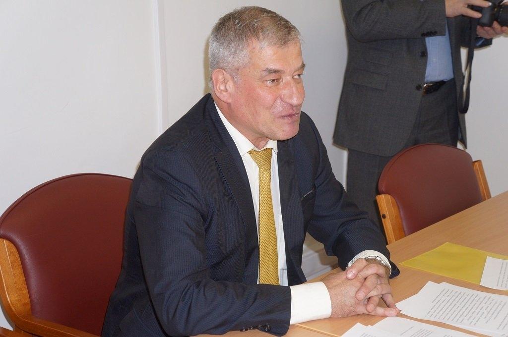 Заместитель министра здравоохранения Магаданской области Александр Шмидт.