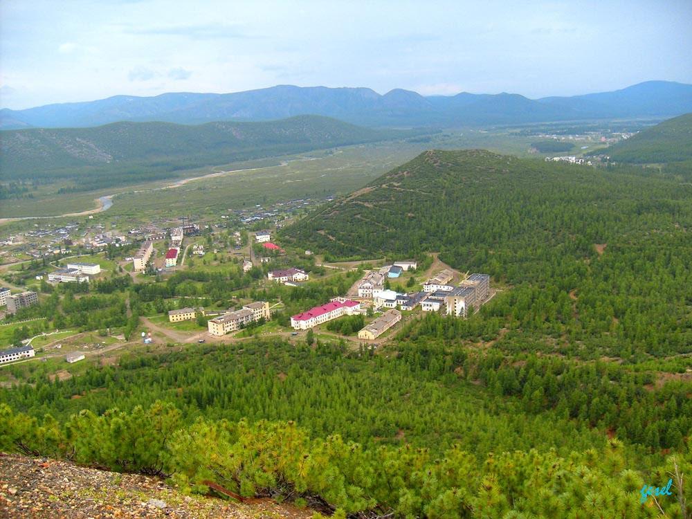Курорт и посёлок Талая.