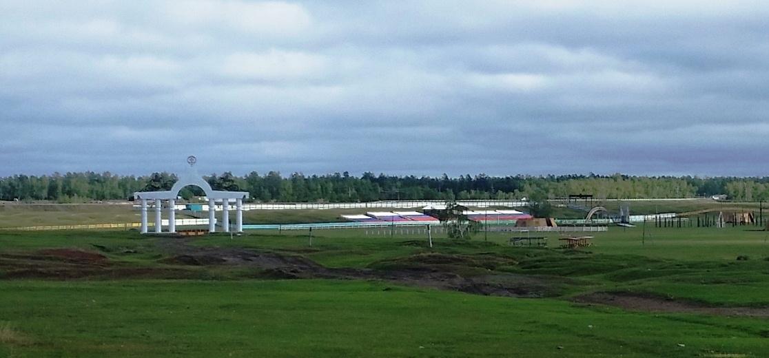 Почти у каждого населенного пункта в Чурапчинском районе есть такие стадионы.