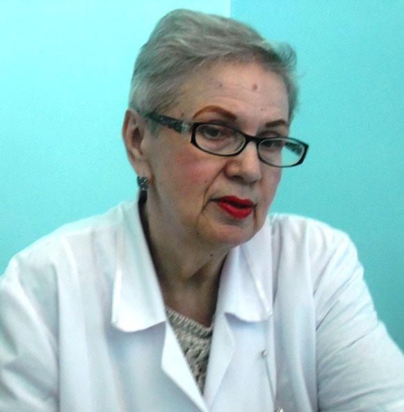 Людмила Заярная.