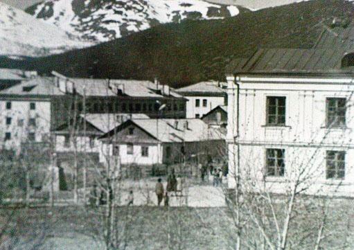 Талая, 1970-е годы.