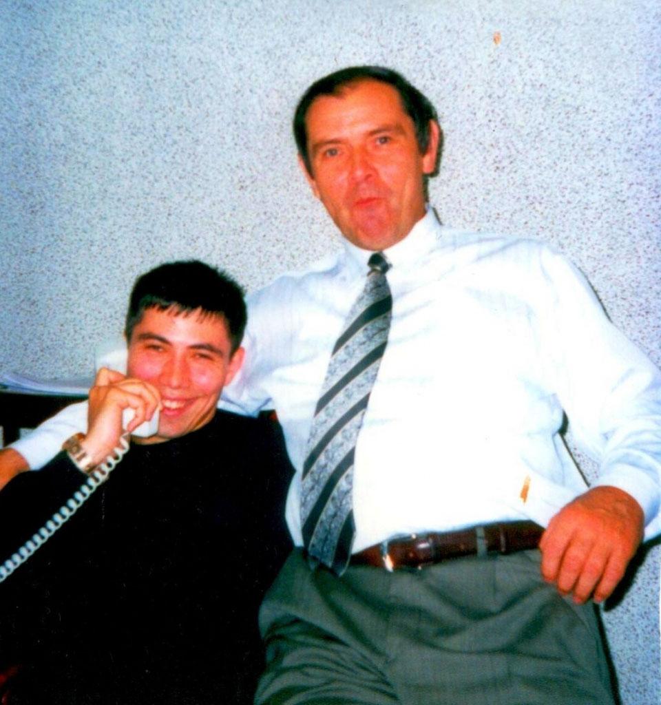 Виталий и Михаил Суханкины
