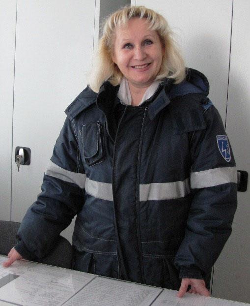 Ольга Царегородцева