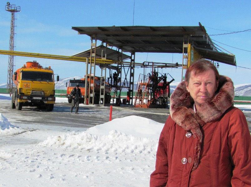 Татьяна Белослудцева