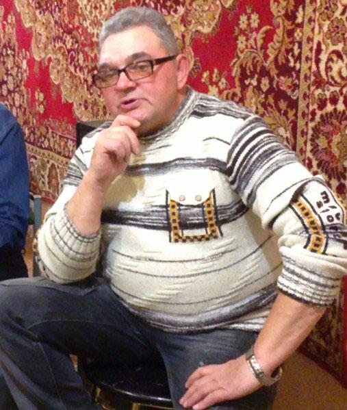 Юрий Воронин.