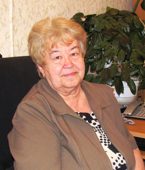 Галина Семенец.