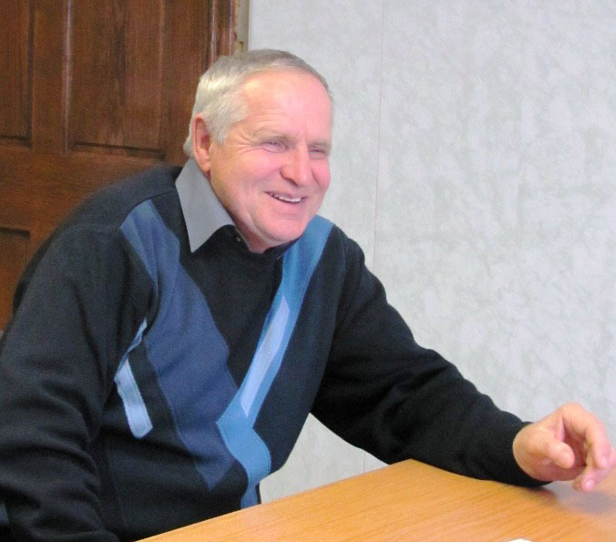 Валерий Самсоненко.