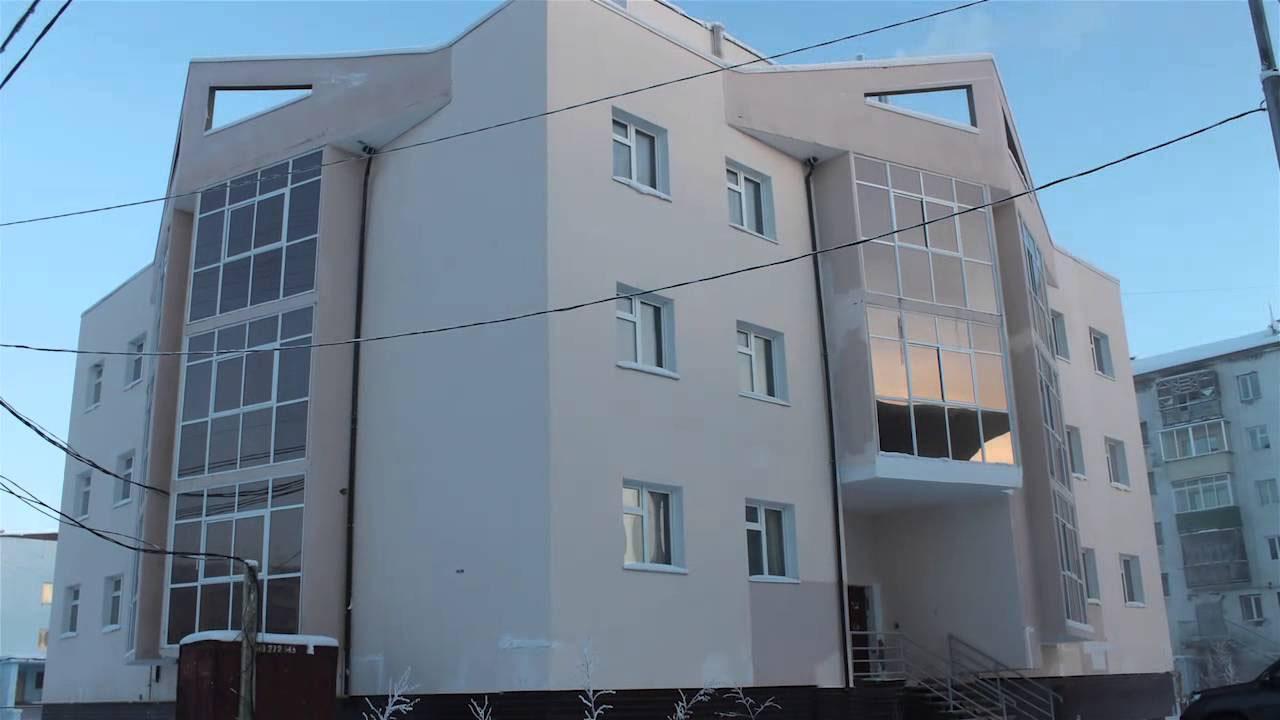 «Умный» дом. Посёлок Жатай (Якутия).