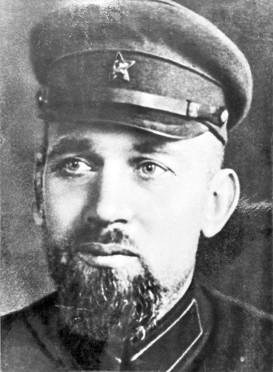 Берзин Эдуард Петрович.