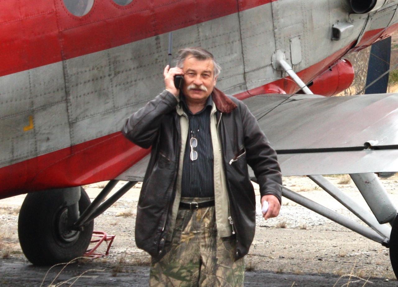 Владимир Бухонин.