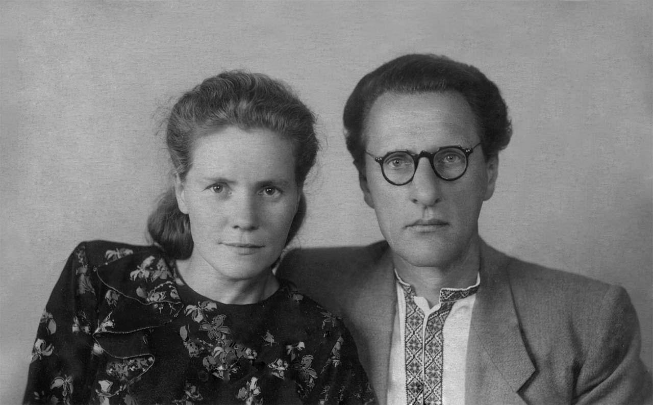 Отец с матерью, Свердловск, 1956 год. Из архива Александра Лаломова.