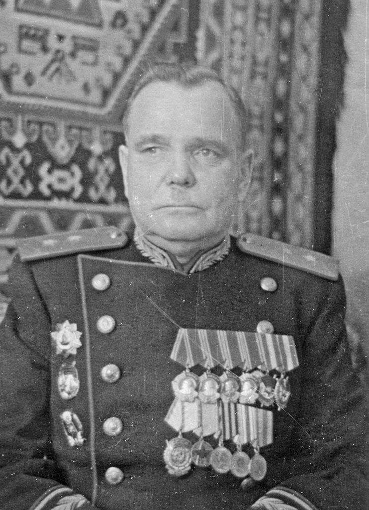 Никишов И.Ф. Москва, февраль 1958 года
