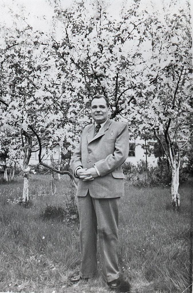 Никишов Иван Федорович.