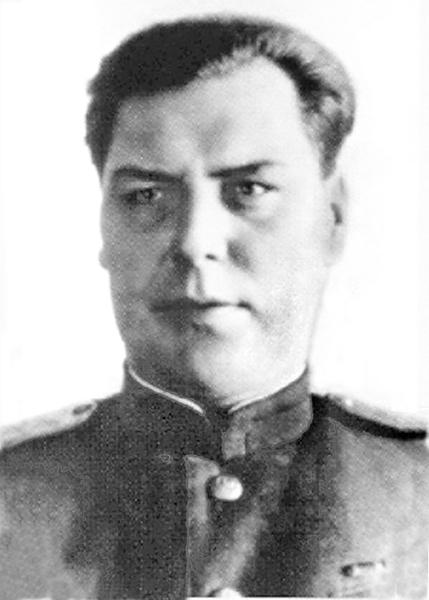 Петренко Иван Григорьевич. Начальник ГУ СДС МВД СССР Дальстрой (1948-1950).