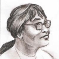 Портрет Кымытваль А.А. (рис. В. Фентяжева).