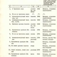 Справка о произведениях Леонтьева. 1 страница.