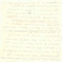 Письмо от Лихачёвой к Першину.2 страница. 17.10.1988 год.