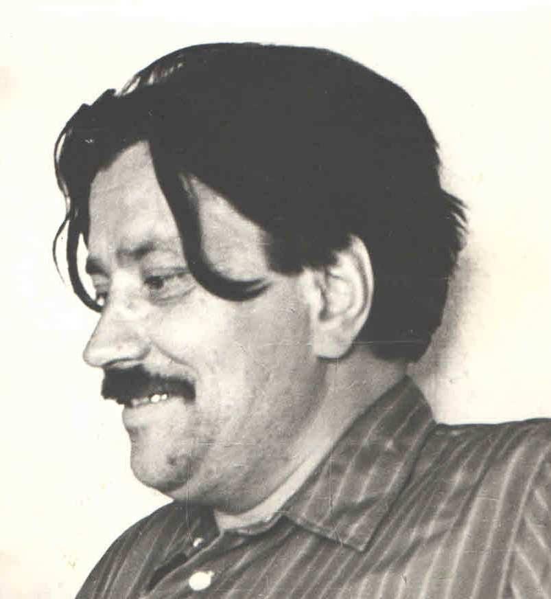 Борис Некрасов – поэт, писатель, сотрудник СМЕРШа (фото А. Сандлера).