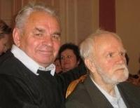 Фото. Олефир и Белов.